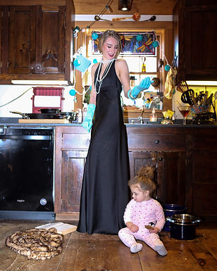Parenting 3 Colour by Chelsea Bradway