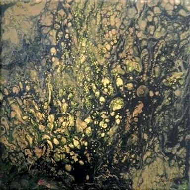 Tiger Eyes by Frank Bennett - SOLD