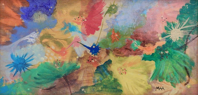 Celestial Garden by Maryann Amodeo