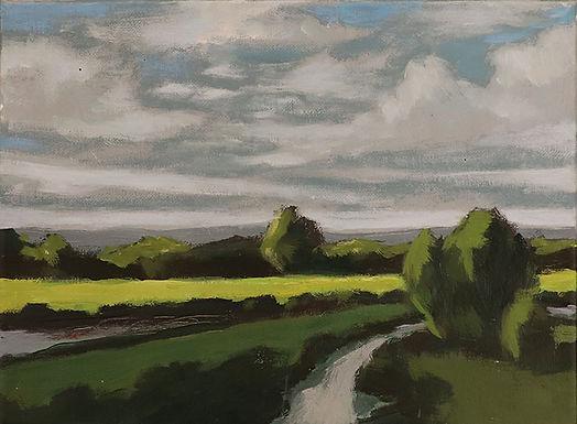 Landscape #1  by Bob Collins