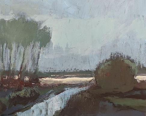Landscape #16 by Bob Collins