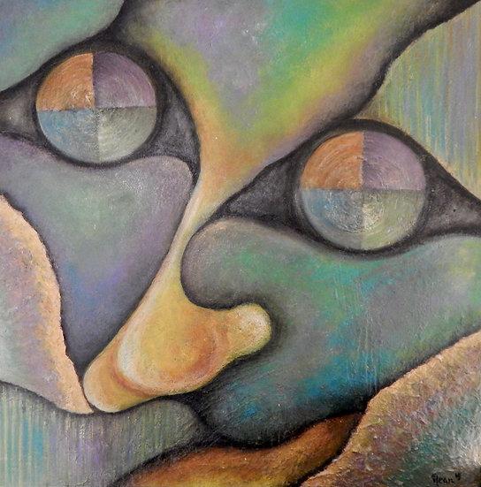 Metamorphosis by Eileen Bailey
