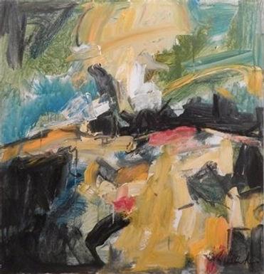 Mozart Jupiter by Judy Schneider