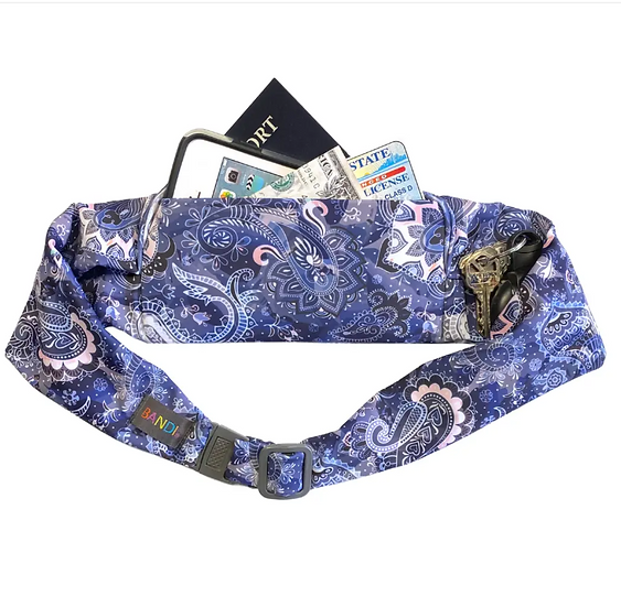 Large pocket belt, Bandana by BANDI wear