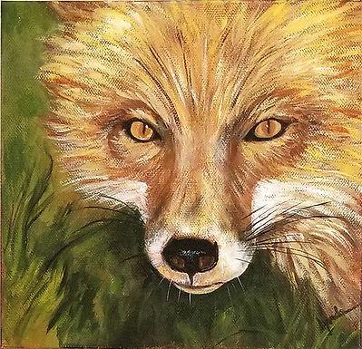 40. Fox, the Sage