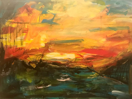 September Light by Judy Schneider