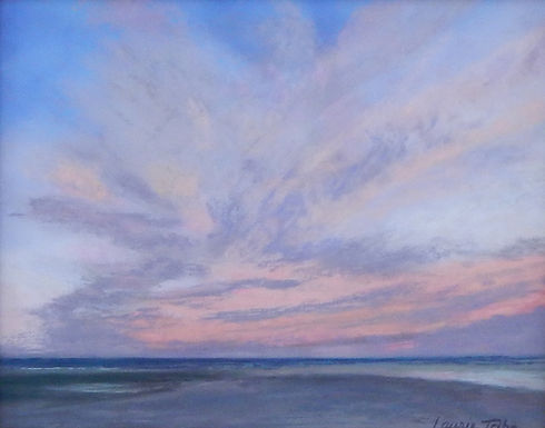 HM: Mayflower Beach Sunset by Laurie Triba