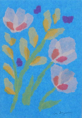 Spring Petals by Lisa Segarra