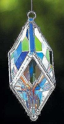 Rainbow Water Prism Medium Diamond