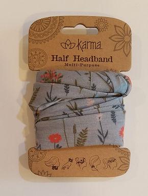 Karma Half Headband - Wildflowers