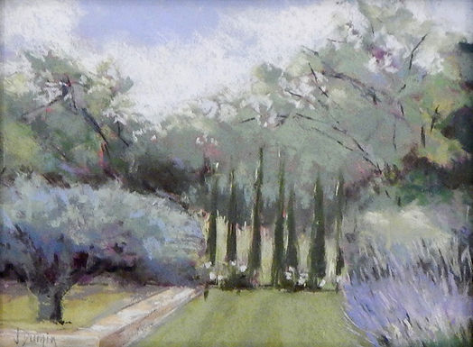 Le Jardin by Jan Durgin