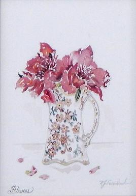 Flowers by Nancy Lavendowsk
