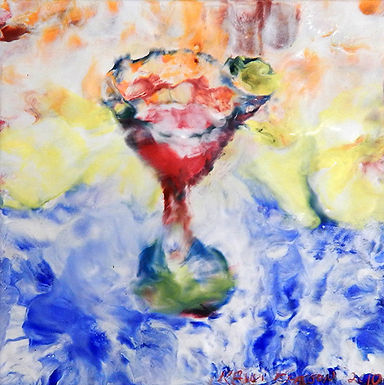 The Fifth Cosmo by Randi Isaacson - Sold