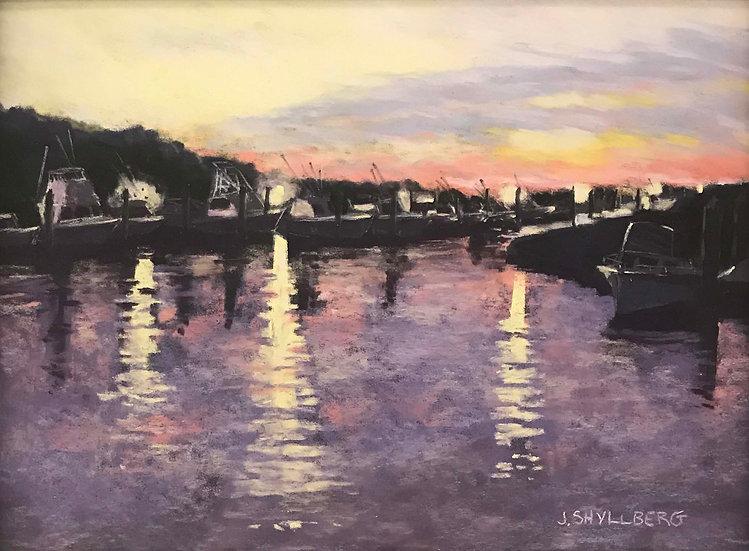 Harbor Lights by Jody Shyllberg