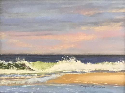 Rising Sand Bar by Margaret L. Munson