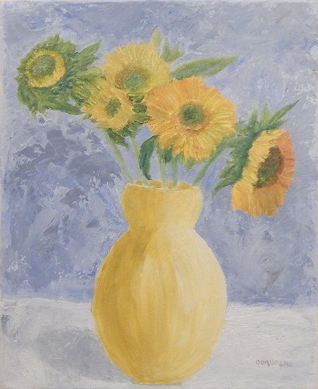 Sunflowers by Diana Gallo