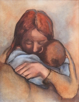 """Belief: Mother Love"" by Deborah Holt"