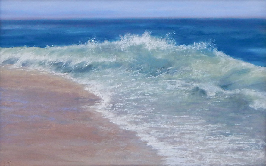Nauset Surf by Laurie Triba