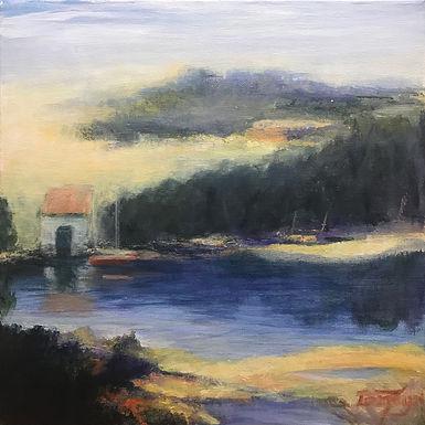 Sailing by Donna Fayad