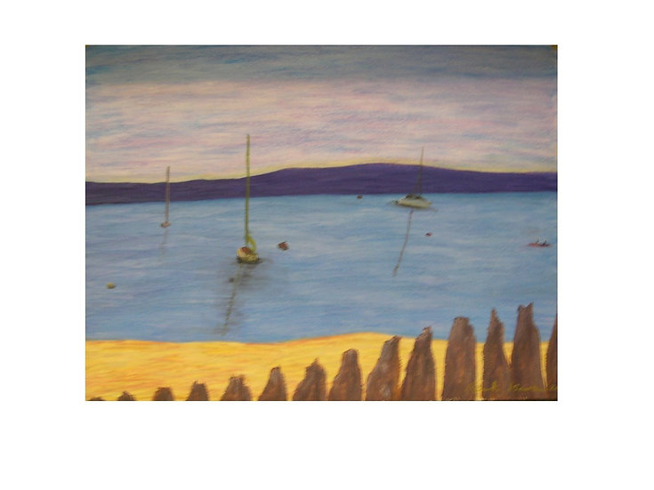 Dusk Harbor -sold