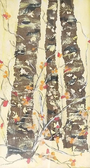 Sentinals by Gail Eckberg