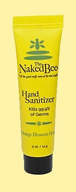 Naked Bee 1/2oz Hand Sanitizer