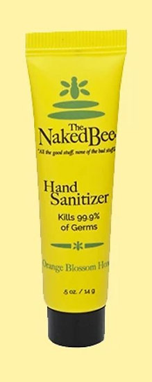 Naked Bee 1/2oz Hand Sanitizer