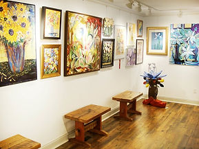 gallery, artwork for sale, framing, exhibit