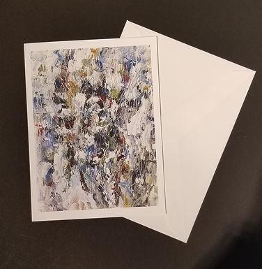 Gestalt Field 16 Card by David O'Toole