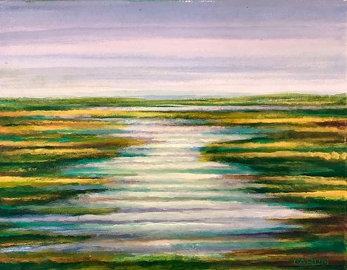 Marshland by Sue Carlin