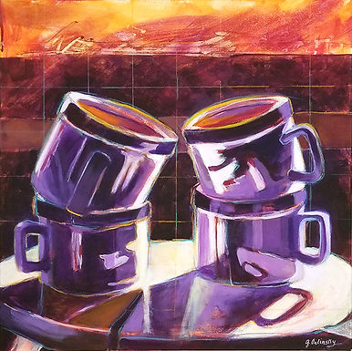 45. Cup Study #3