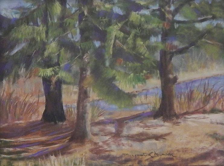 Three Gentle Giants by Margaret L. Munson