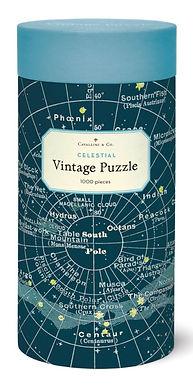 Cavallini & Co Vintage Celestial 1000 pc Puzzle
