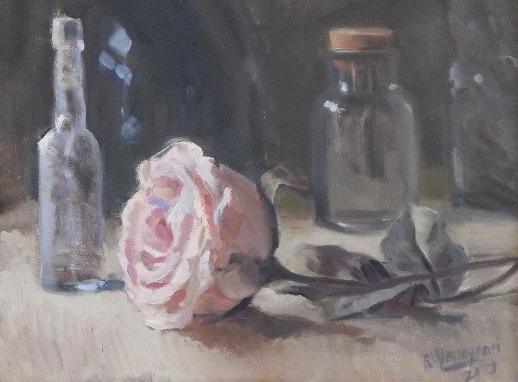 Rose by Viju Mewada