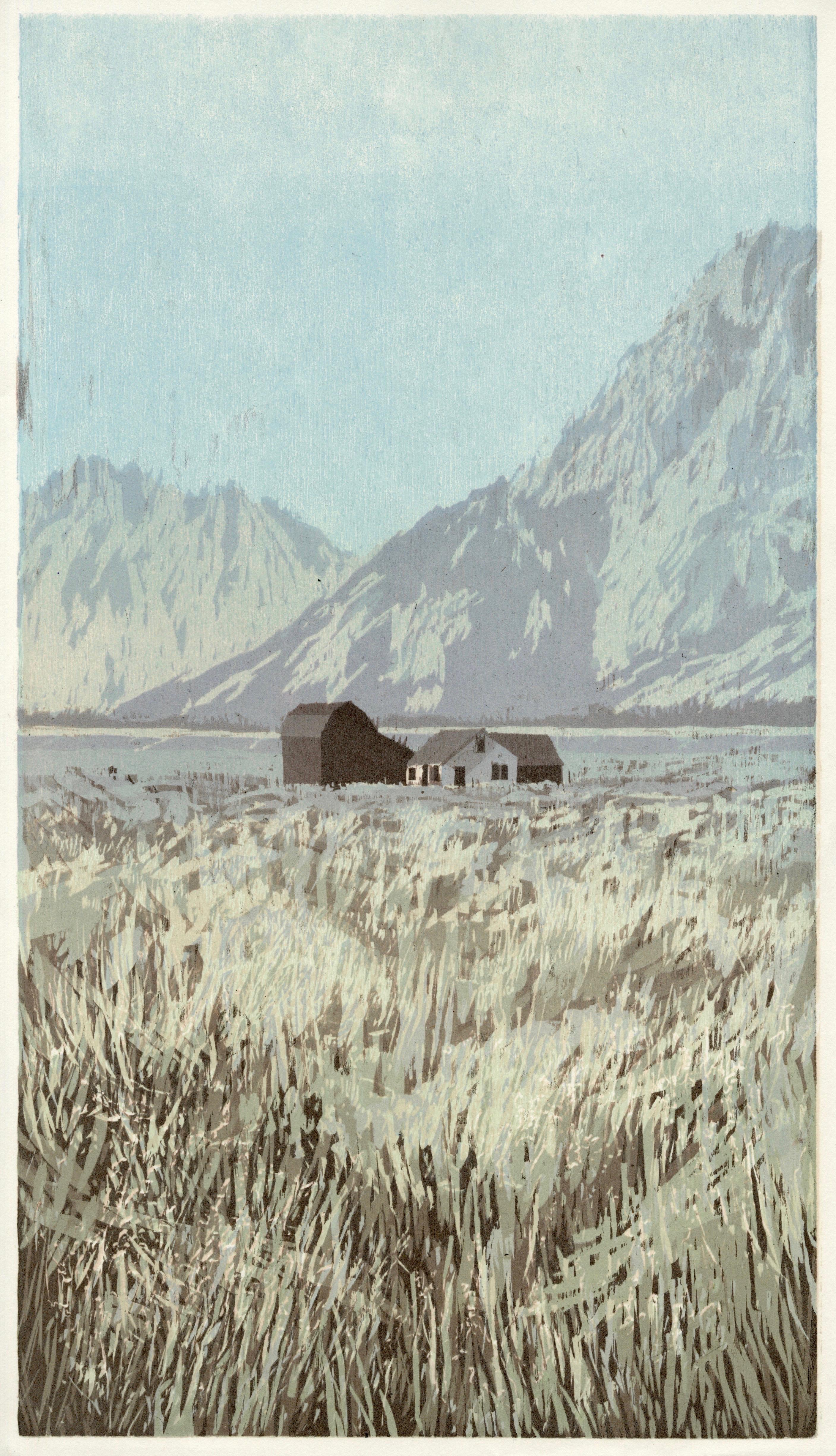 Wyoming by Celia Feldberg