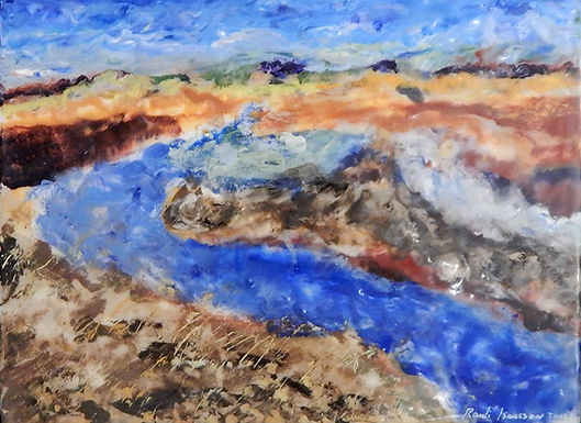 Province Lands by Randi Isaacson -sold