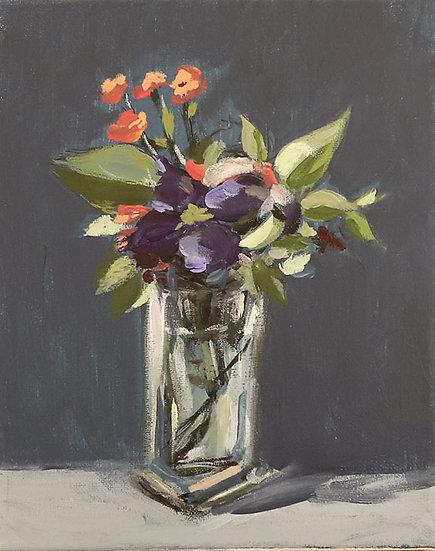 Floral #4 by Bob Collins