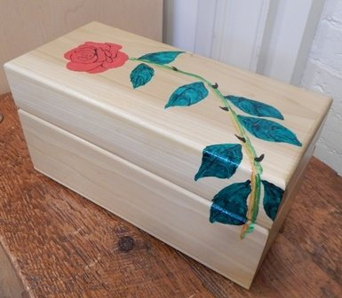 Poem Box by Brian Blair