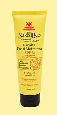 Naked Bee Every Day Facial 2.5 oz -Orange Blossom Honey