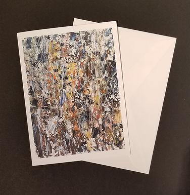 Gestalt Field 15 Card by David O'Toole