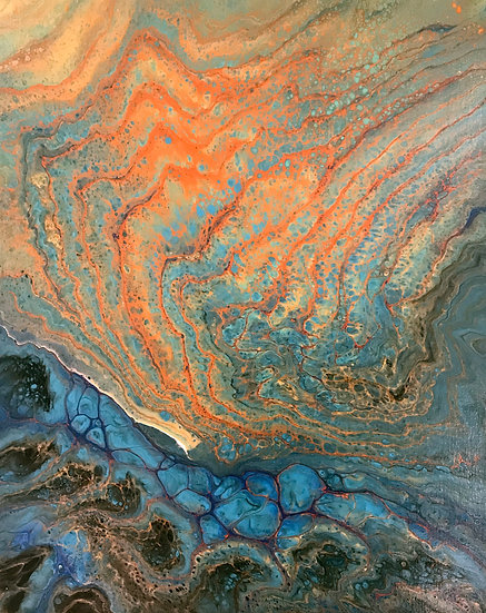 Elevation #2 by Jane Yates