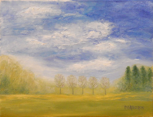 Early Spring by Diana Gallo