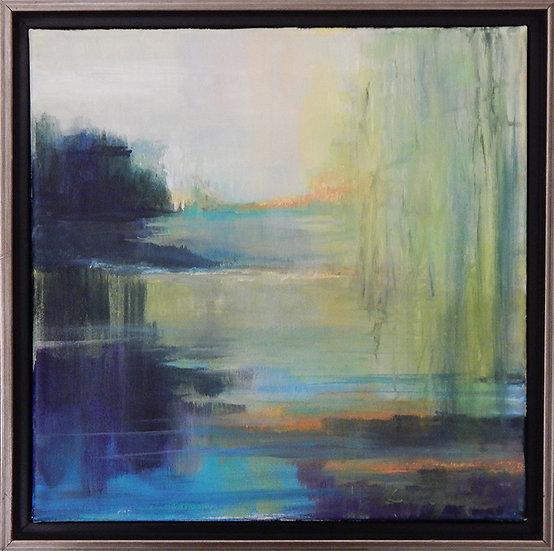 Up A Lazy River by Donna Fayad