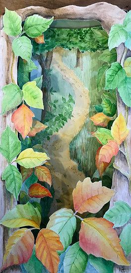 Leaves of Three by Nancy Zizza