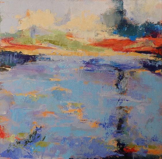Lago by Jan Durgin