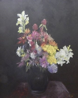 Floral Arrangement by Terry Kessel Myers Coney