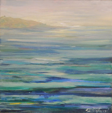 Sea of Green by Donna Fayad