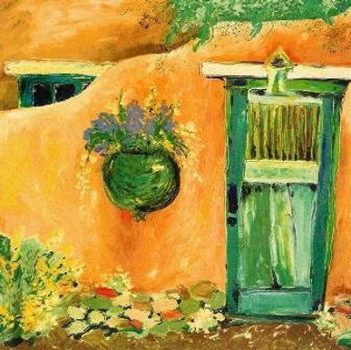 Santa Fe Spring by Jodie Apeseche - Giclee