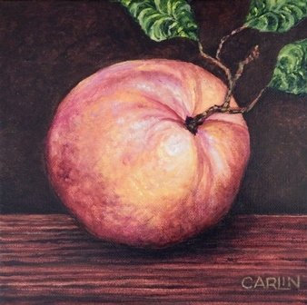 Peach by Sue Carlin