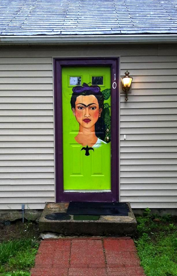 Art House Door